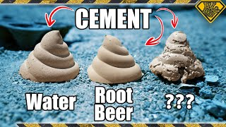 How Strong Is Cement Made With Root Beer?