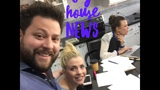 BIG NEWS ON THE HOUSE TODAY!