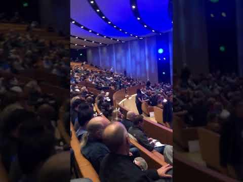 Inside Apple Shareholders Meeting