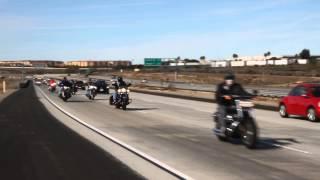 2013 San Diego Harley Davidson Tijuana Toy Run