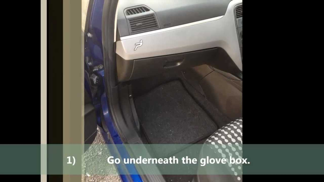 Fiat Grande Punto Interior Light Fuse