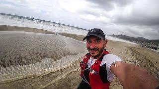 Zorlu bir yarış sonrası gelen üçüncülük - Alanya Ultra'da harika manzaralar   Asla Durma Vlog 352