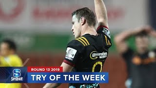 TRY OF THE WEEK | Super Rugby 2019 Rd 13
