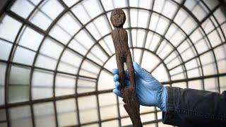 Jahrtausende alte Funde: Schmelzender Gletscher gibt seine Schätze frei