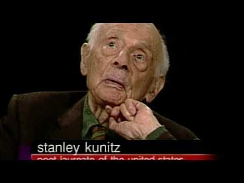 Stanley Kunitz interview (2000)