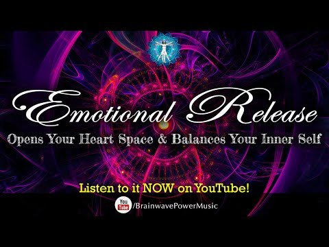 """Emotional Release"" - 5 Minute Music for Self-Reflection, Acknowledge of Emotions, Feel Good After"
