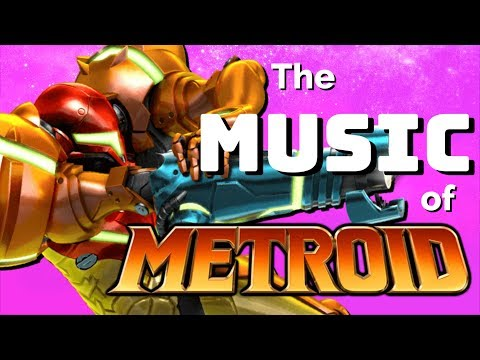 What Makes Metroid Music Sound Like Metroid Music?