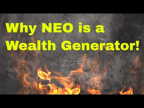 Why I think NEO is a great coin.