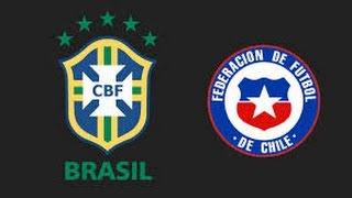 Copa América 1991: Brasil x Chile