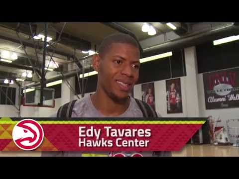 Edy Tavares at Summer League