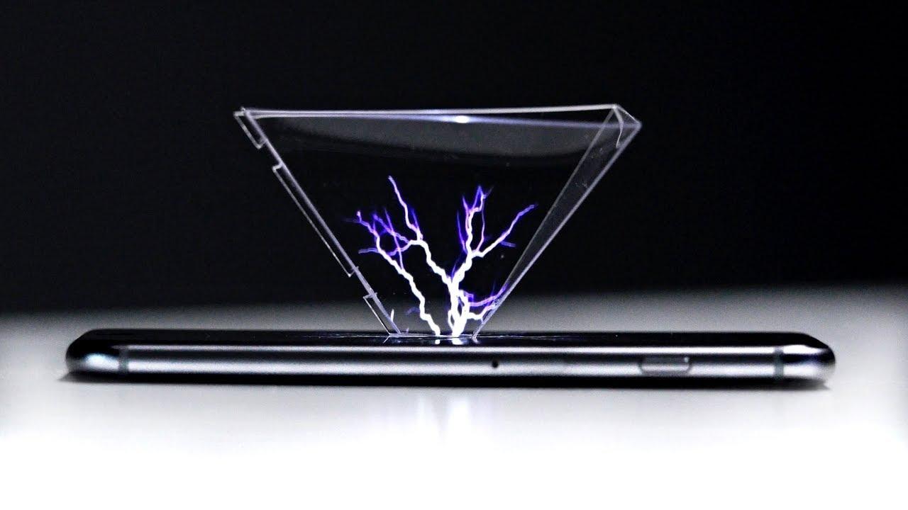 اختراعات ممتعة و مذهلة تتمنى لو عرفتها من قبلالهولوجرام