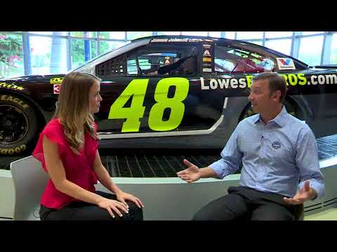 Chad Knaus on his racing roots, working with Johnson