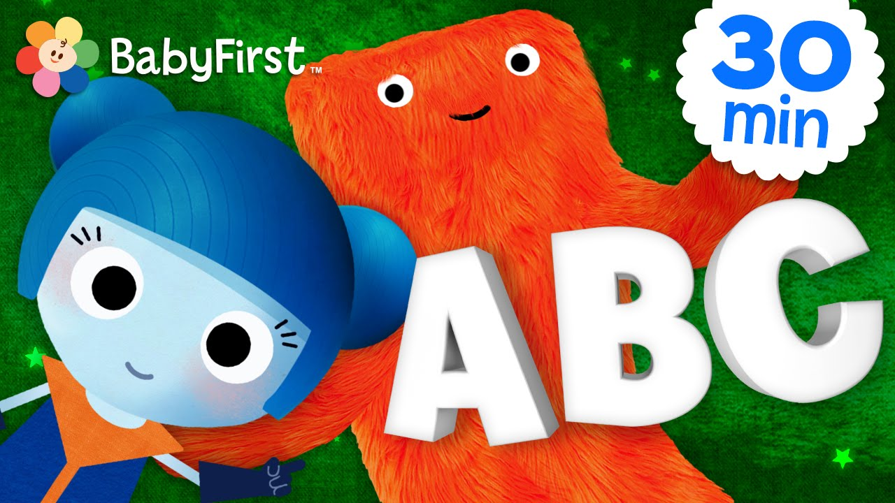Abc Baby Tv Youtube Abc For Kids Learn Abc Abc Songs For Kids The
