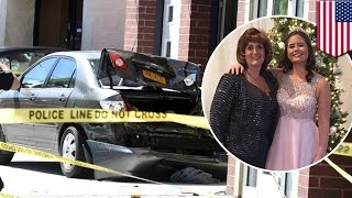 Mother's Day: Mom makes ultimate sacrifice to save daughter from out of control car
