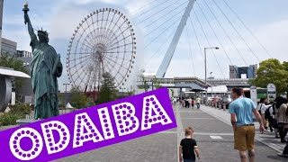 Download Video Odaiba City  |   Krispy Kremes & Ferris Wheel MP3 3GP MP4