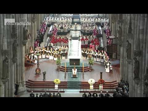 Pontifikalrequiem für Kardinal Meisner