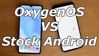 OnePlus OxygenOS vs Stock Android