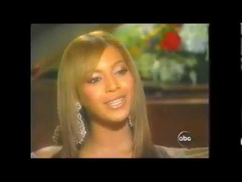 Beyonce - Barbara Walters 10 Most Fascinating People interview (2003)