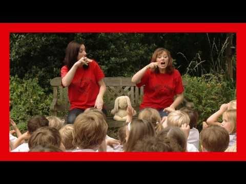 Singing Hands: Little Peter Rabbit - Makaton Sign Language