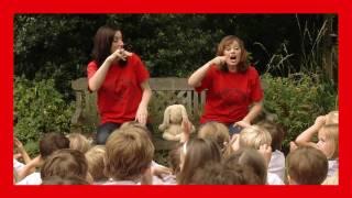 Singing Hands: Little Peter Rabbit - Makaton Sign Language thumbnail