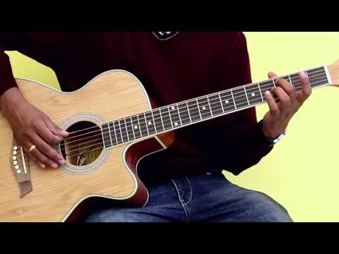 how to play c major scale guitar lesson for beginners youtube. Black Bedroom Furniture Sets. Home Design Ideas