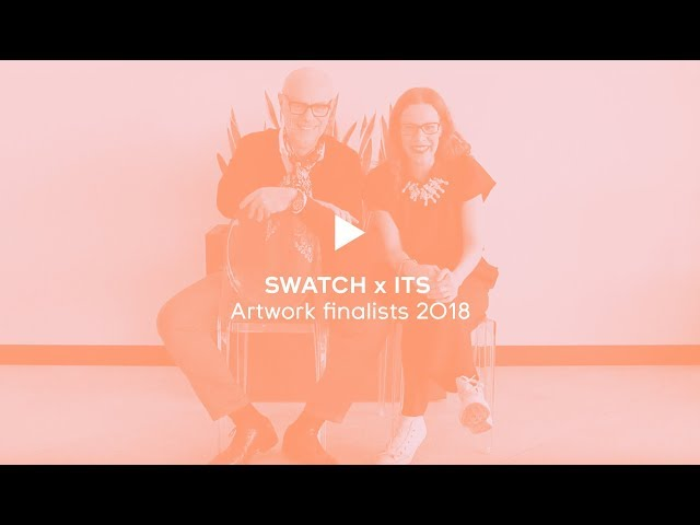 Swatch x ITS Art Finalists 2018