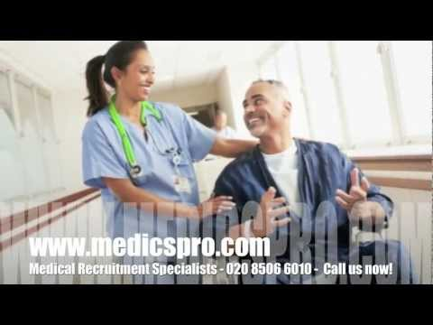 Nurse Jobs and Theatre Jobs from MedicsPro - Medical Recruitment Agency - Helpline 020 8506 6010