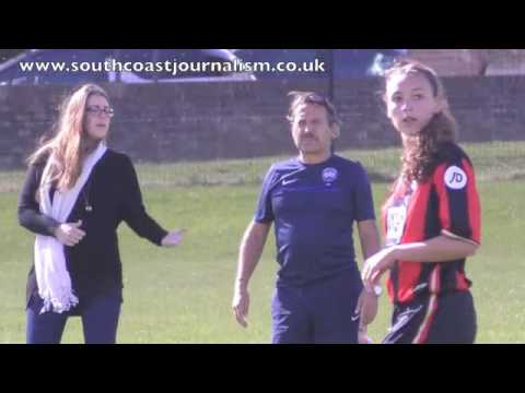 AFC Bournemouth Ladies vs Ormer Ladies Full Match