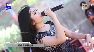 Video Edan Turun - Tita Pramasyta - New KENDEDES  - Rama  Production -  Pantai Soge download MP3, 3GP, MP4, WEBM, AVI, FLV Oktober 2018