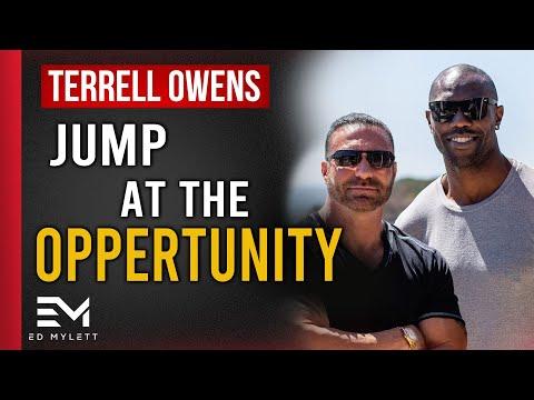 Terrell Owens - NFL Hall of Famer