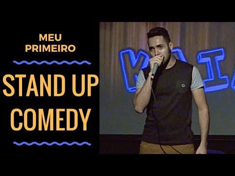 STAND UP COMEDY - PRIMEIRO
