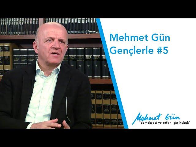 Mehmet Gün Gençlerle 5
