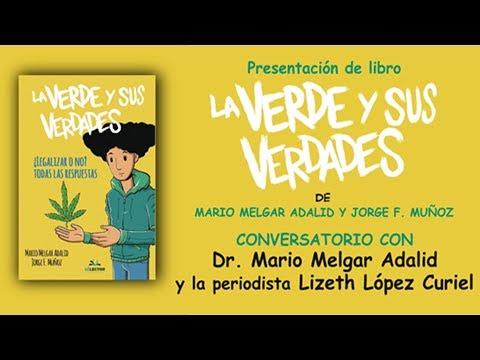 """""""La Verde y sus Verdades""""  Conversatorio del libro"""