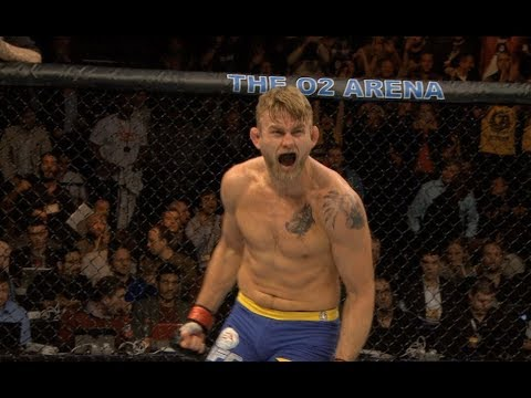 Alexander Gustafsson Top 5 Finishes