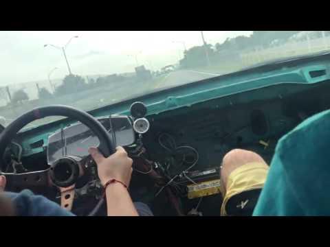 @FastGuyAndy Turbo B Series EG Hatch | Low Boost Runs