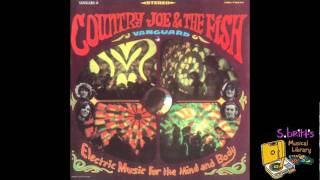 "Country Joe & The Fish ""The Masked Marauder"""