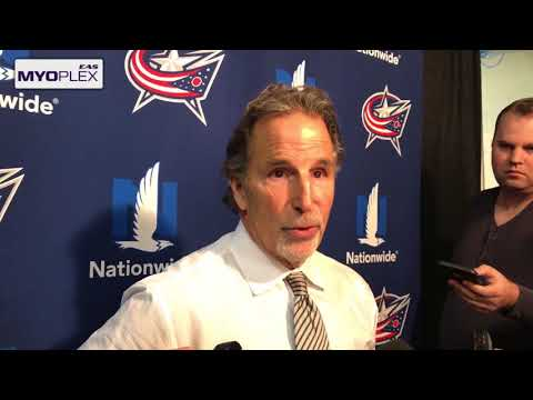 Post game: John Tortorella 1/11/18