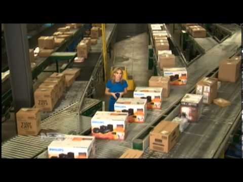 Nightly Business Report: Wal-Mart's Logistics (11/27/13)
