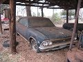 1966 SS 396 Chevelle Barn Find and legendary street racer with 427