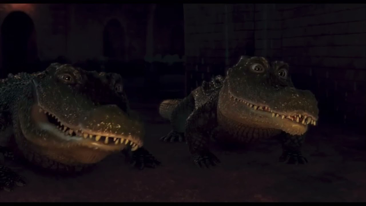Download The Wild (2006) Crocodiles in the sewers