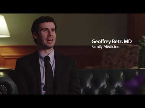 Meet Dr. Geoffrey Betz, MD | Family Medicine | Meet Dr. Right