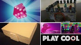 Creando un castello e scenari personalizzati per i vostri giochi - Playcool
