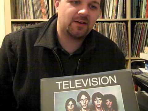 Vinyl Collection Must Haves #3 Marquee Moon - Television