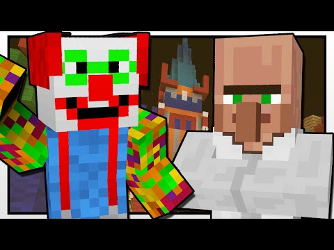 Thumbnail: Minecraft | THEME PARK TO OURSELVES | Custom Mod Adventure