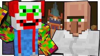 Minecraft | THEME PARK TO OURSELVES | Custom Mod Adventure thumbnail