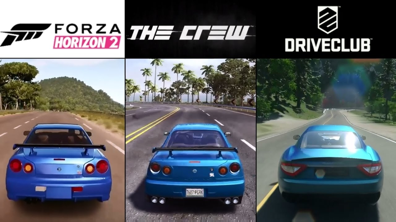 forza horizon 2 xbox 360 vs xbox one graphics autos post. Black Bedroom Furniture Sets. Home Design Ideas
