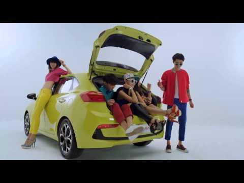 Hyundai Verna Accent 2017 Promo china