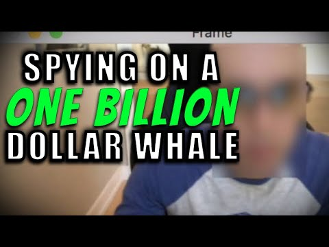 What I Learned Spying On A 1 BILLION Dollar Crypto Wallet  (SHOCKING) Cryptocurrency Whale Watching