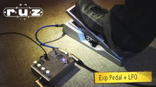 Dirty Robot Synthetic Fuzz - Ruz Guitar Gear