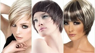 Креативные стрижки на короткие волосы(Креативные стрижки на короткие волосы Подписывайтесь на канал▻https://www.youtube.com/user/FashionStyleRU?sub_confirmation=1 ЕСЛИ..., 2014-10-21T13:58:30.000Z)